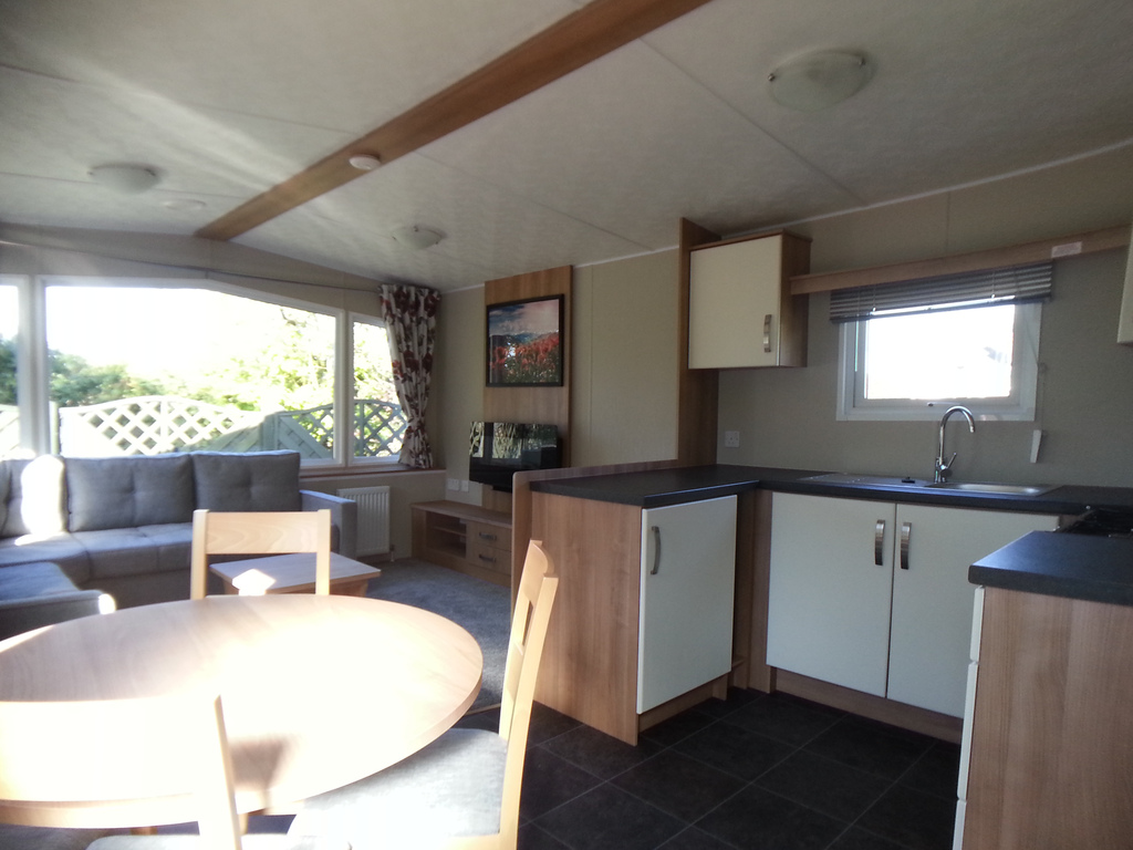 Gallery Image of Luxihome On Prospect Farm Caravan Park